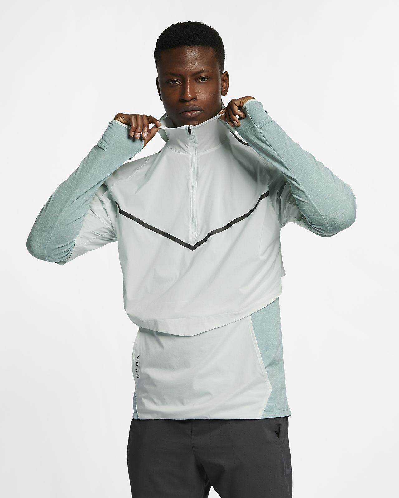 Nike Therma Sphere Tech Pack Erkek Koşu Üstü