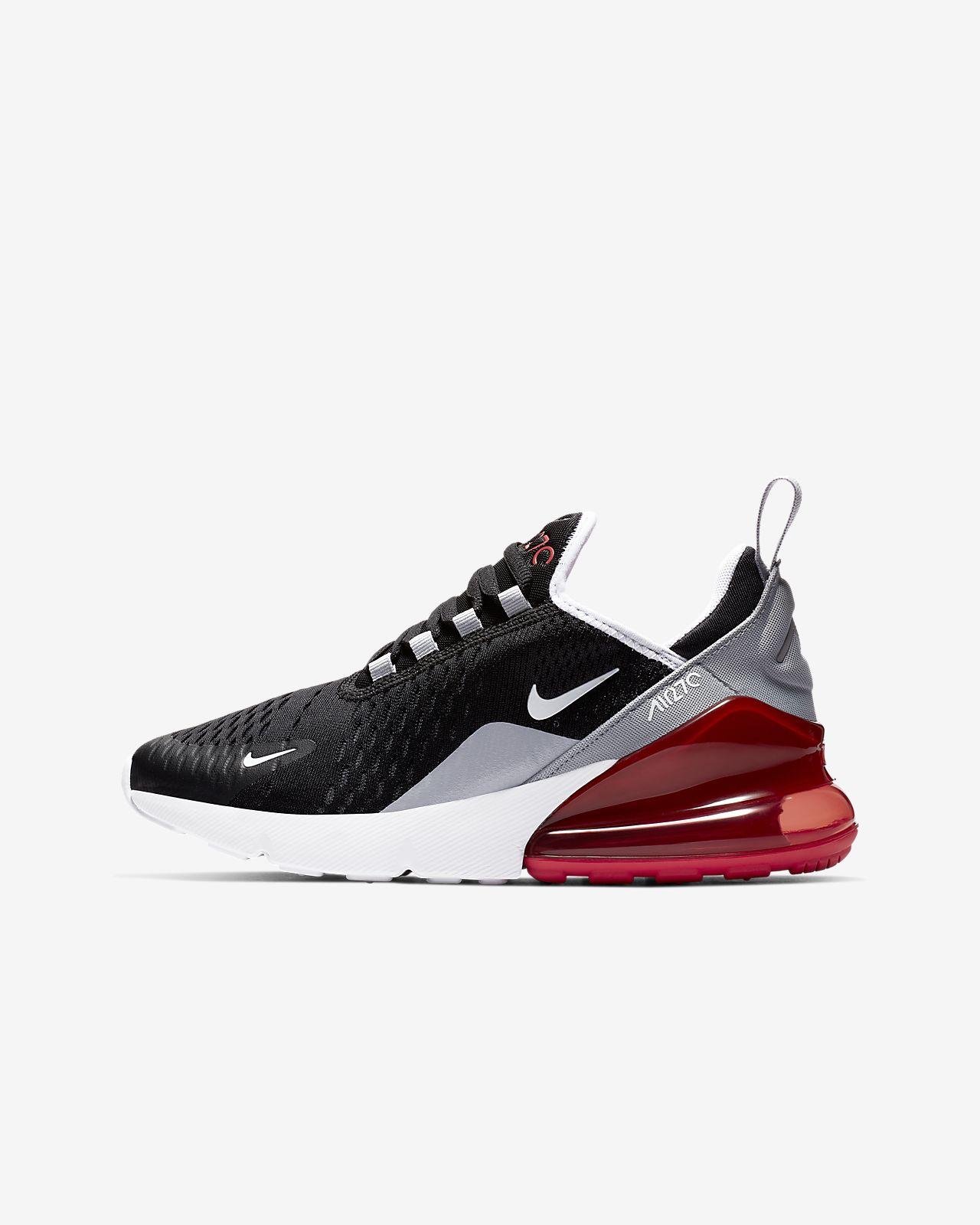 best website 9ab83 5478c ... Nike Air Max 270-sko til store børn