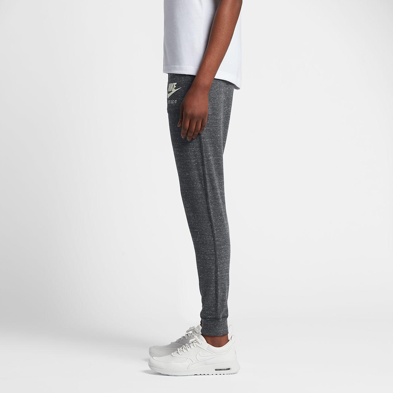 71e429a8 Nike Sportswear Gym Vintage bukse til dame. Nike.com NO