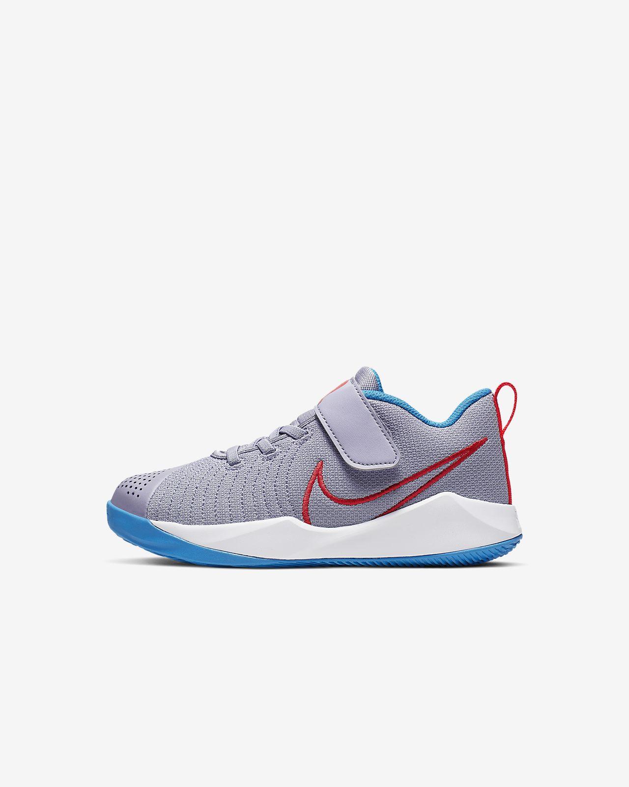 Nike Team Hustle Quick 2 JDI Little Kids' Shoe