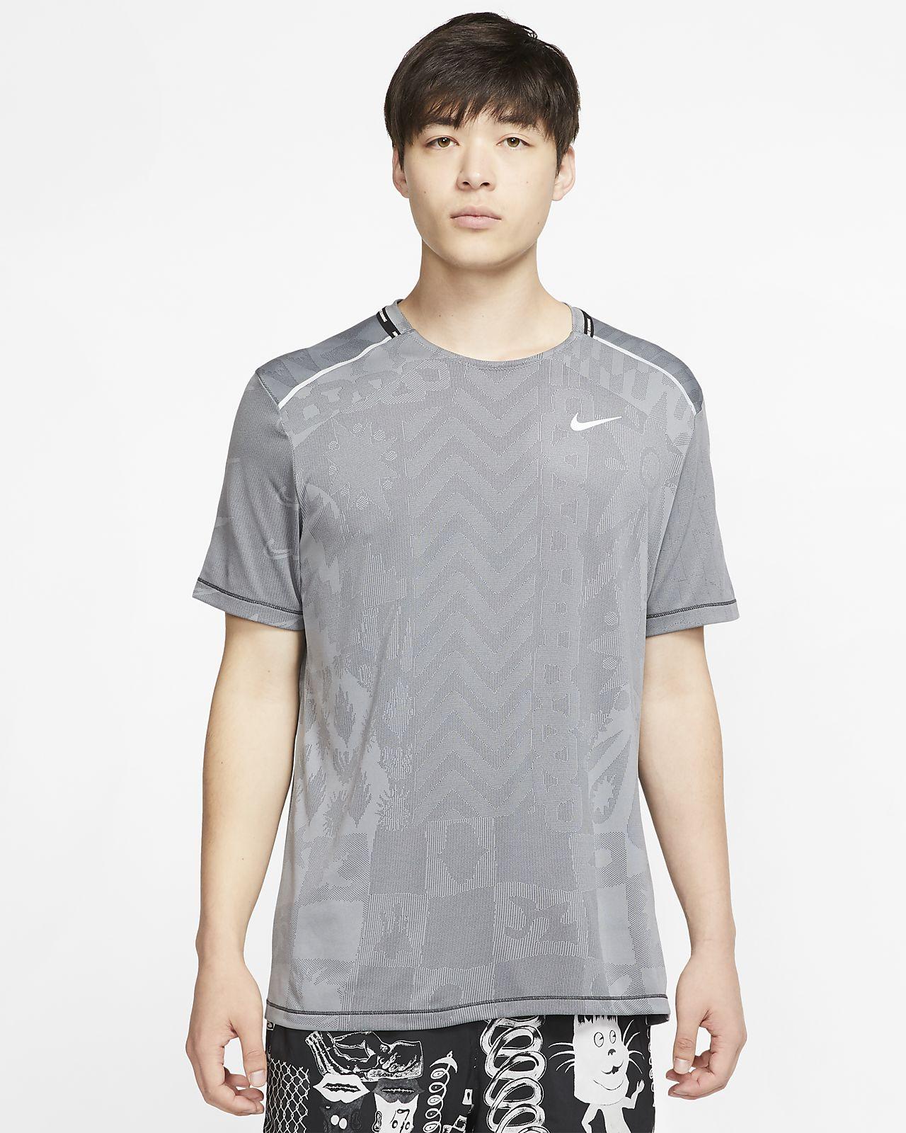 Nike TechKnit Wild Run Men's Running Top