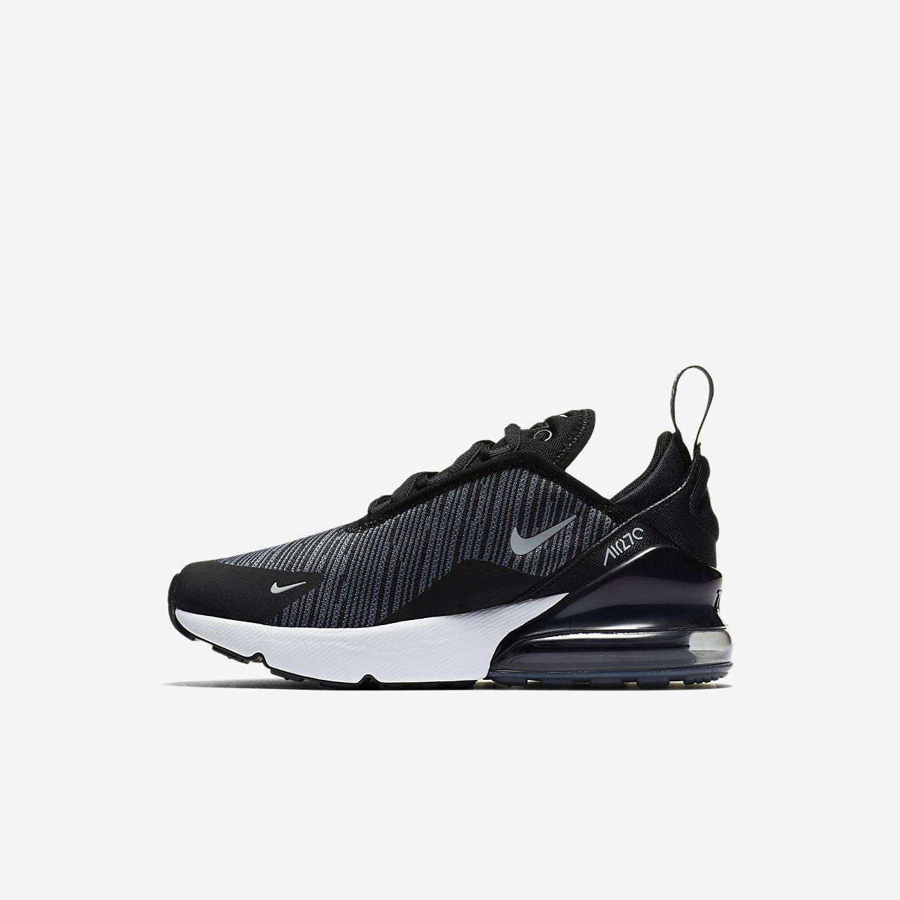 sneakers for cheap 95ab9 83d54 ... netherlands nike air max 270 sko for små barn f0d1a b7ebf
