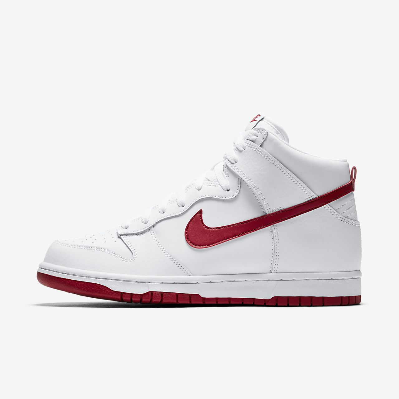 pretty nice f853a da880 Nike Dunk High Mens Shoe ...