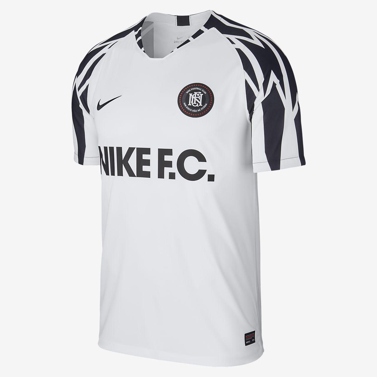 914484b9 Nike F.C. Men's Football Shirt. Nike.com ZA