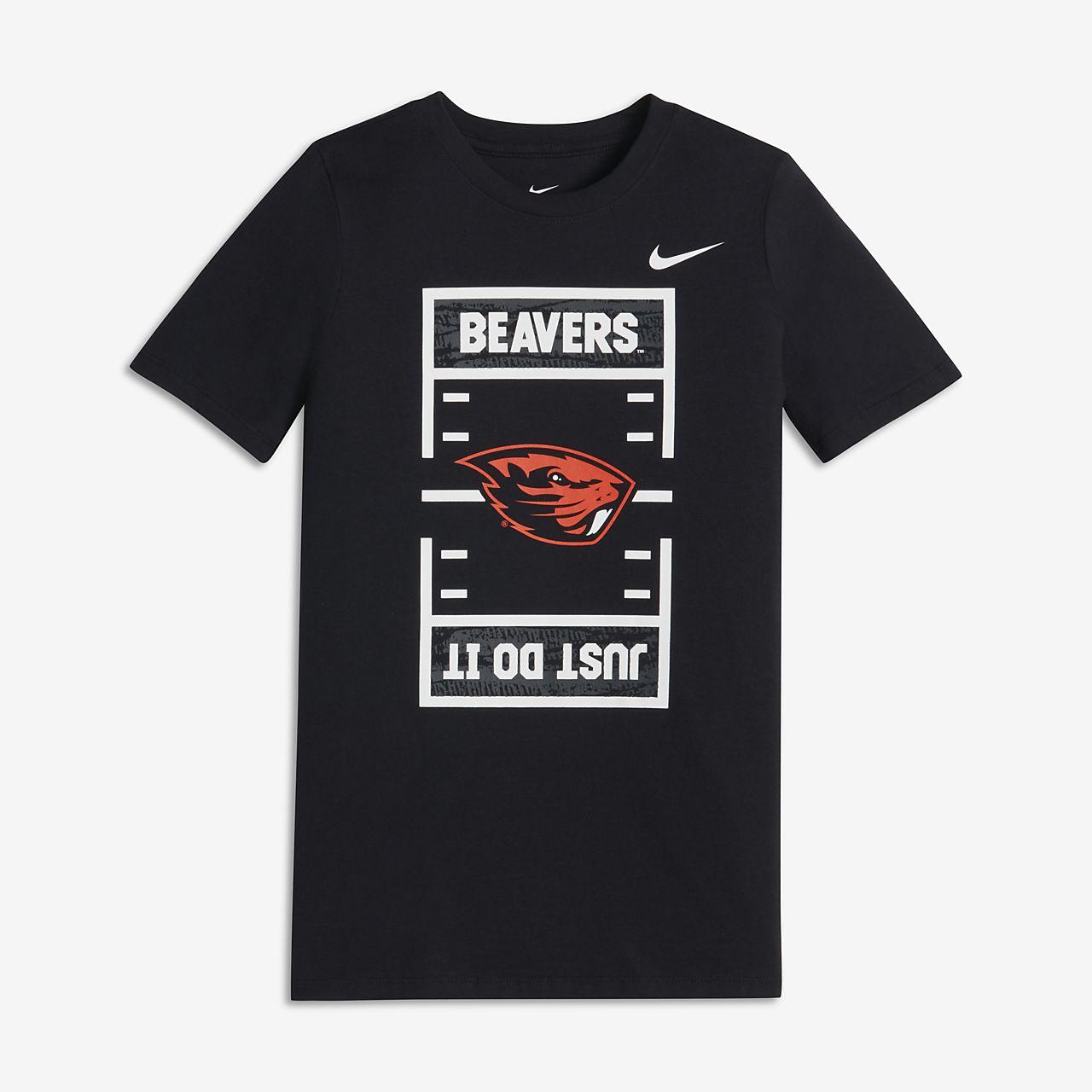 Nike college just do it oregon state big kids football t shirt nike college just do it oregon state big kids football t shirt voltagebd Images