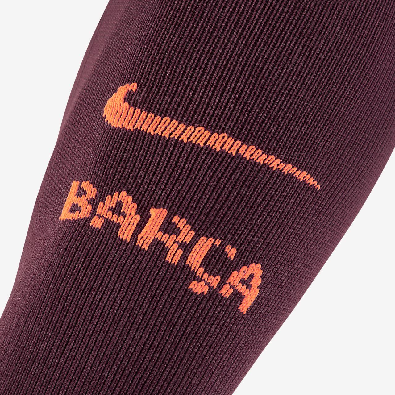 150234d51df52 ... 2017 18 FC Barcelona Stadium Home Away Third Goalkeeper OTC Football  Socks