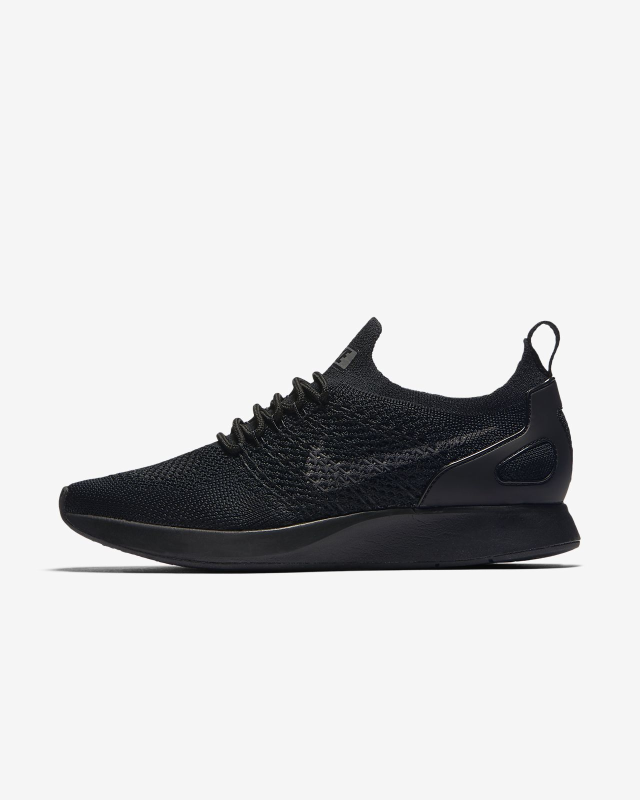 Nike Air Zoom Mariah Flyknit Racer Men's Lifestyle Shoes Black/Grey eP3515A