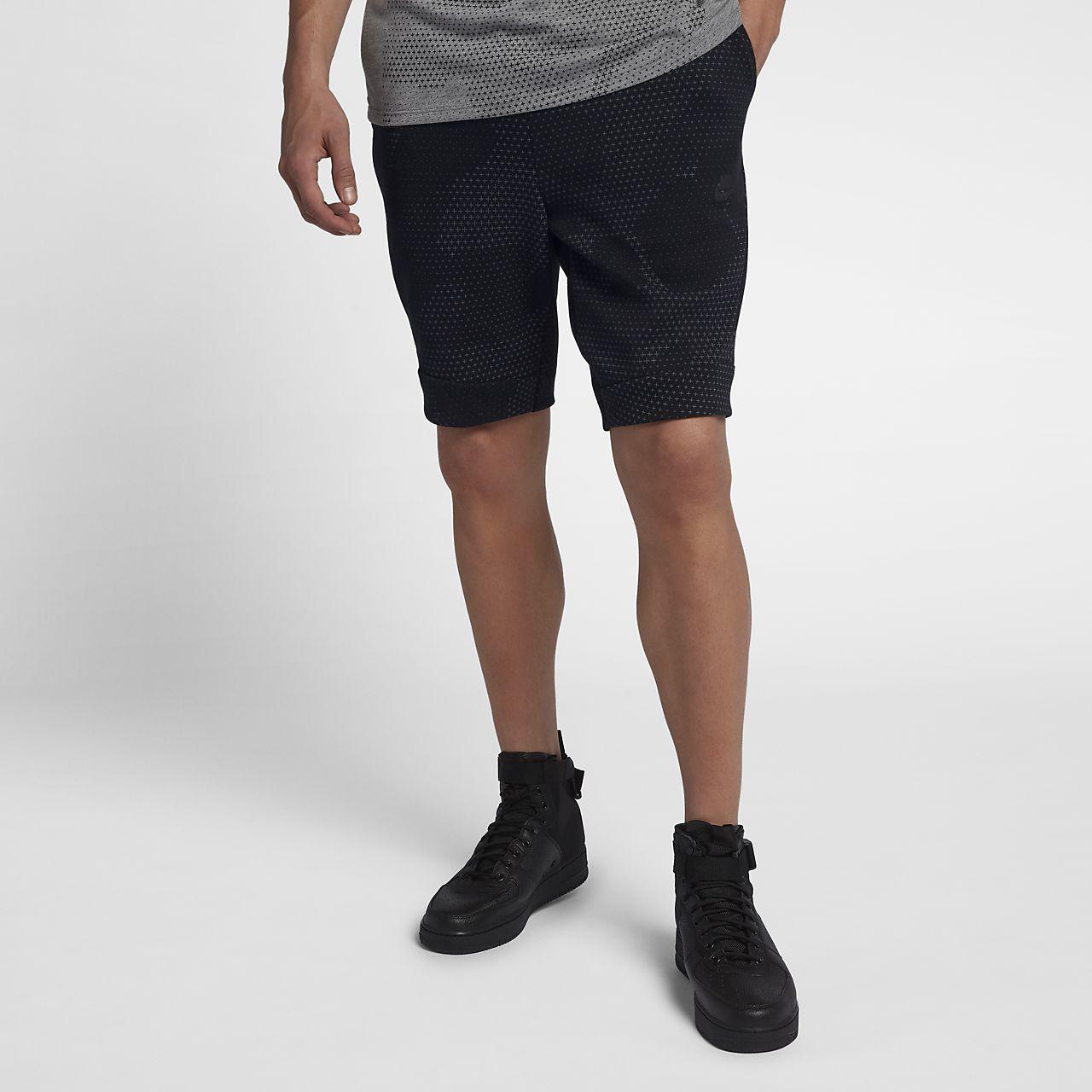 Nike Sportswear Tech Fleece Men's Shorts Black