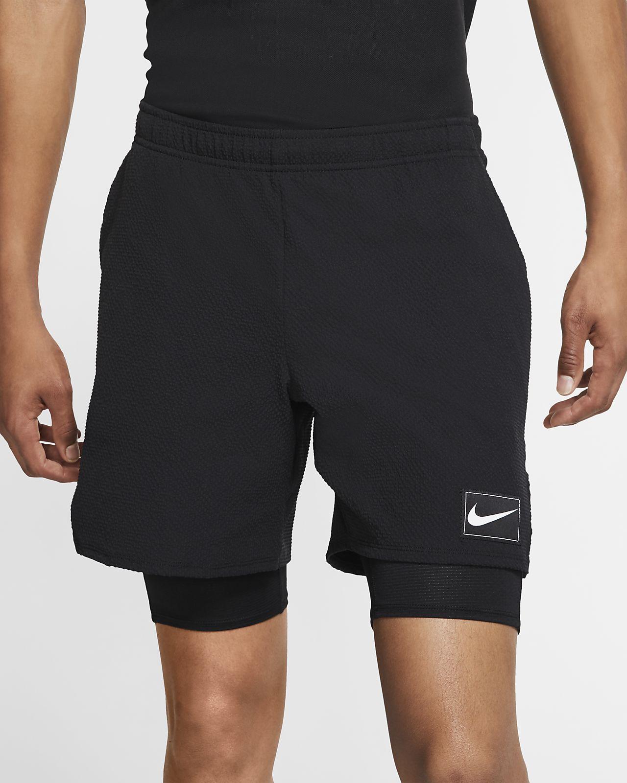 NikeCourt Ace Herren-Tennisshorts