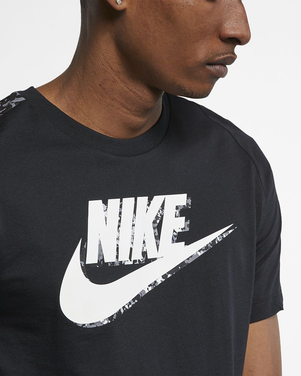 ee431a33fc3d82 Nike Sportswear Men's Camo T-Shirt. Nike.com ID