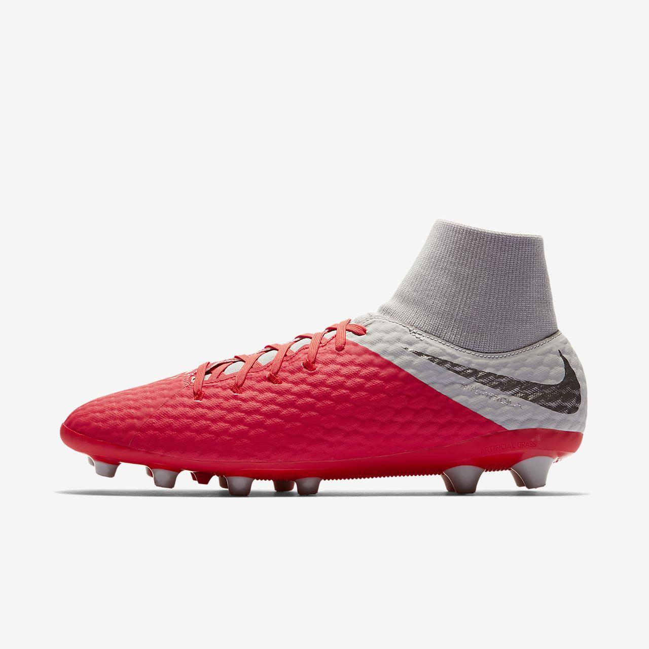4c9cb565f5 ... Nike Hypervenom III Academy Dynamic Fit AG-PRO Artificial-Grass  Football Boot