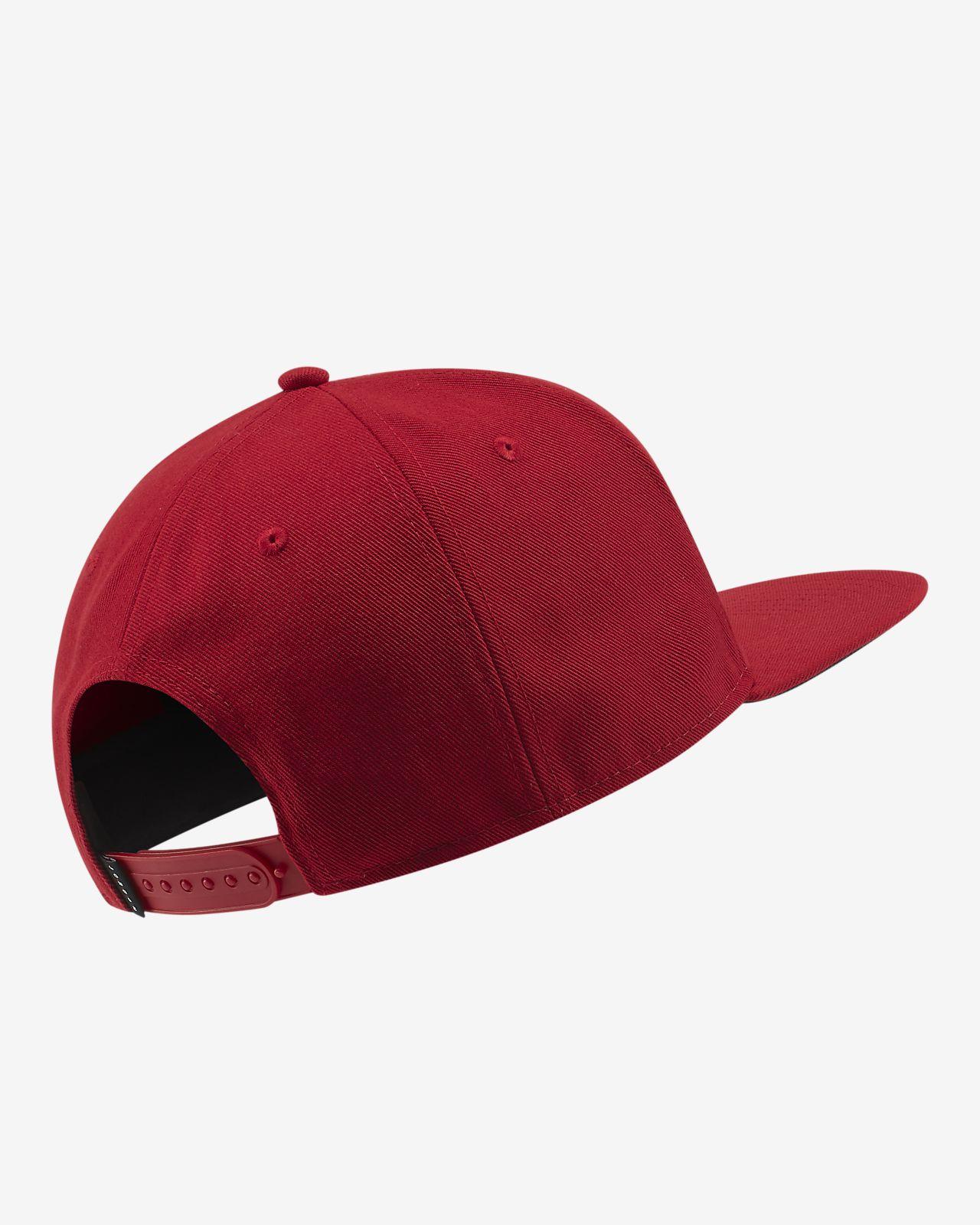 9e668475b9f Jordan Pro Jumpman Snapback Hat. Nike.com GB