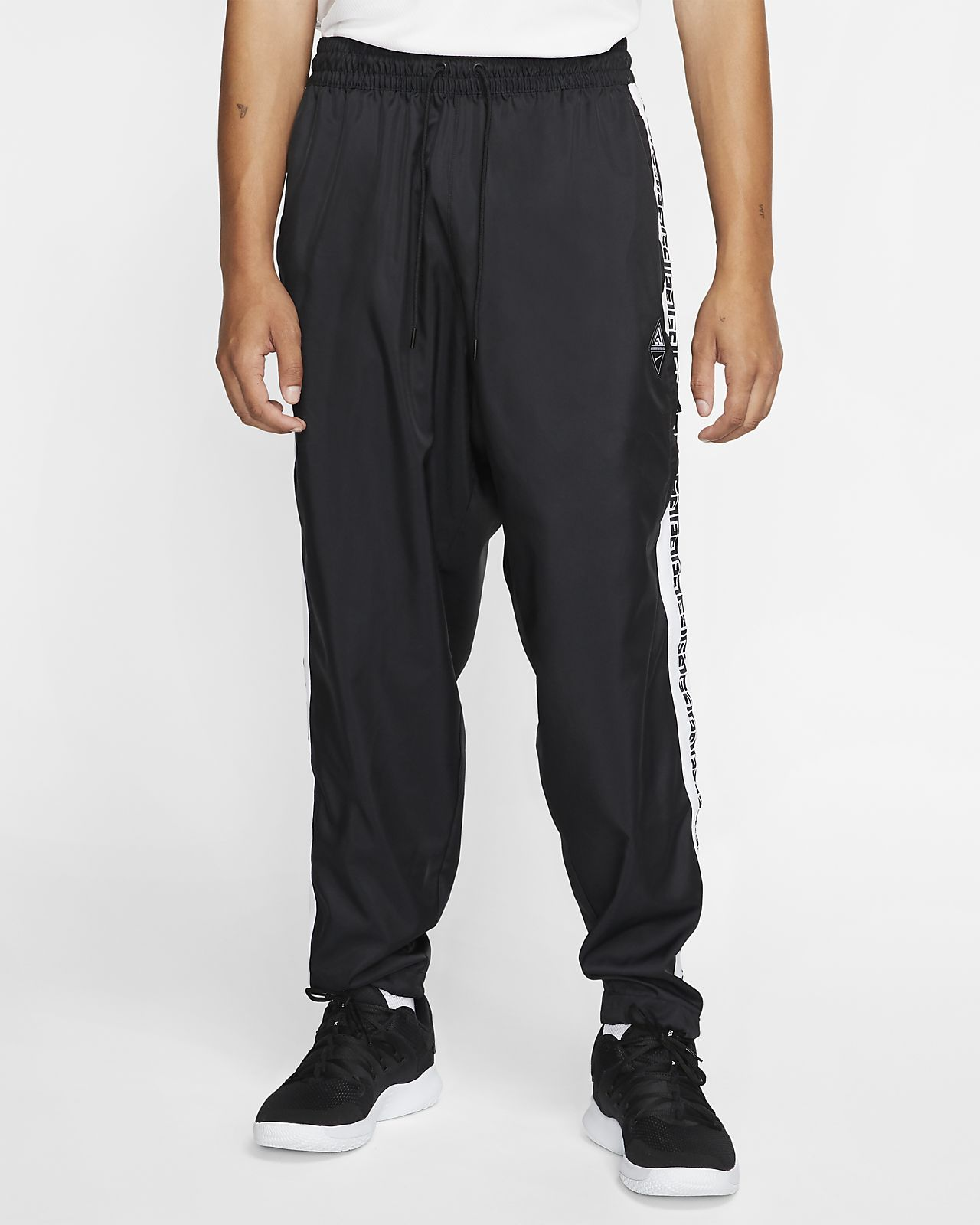 Track pants da basket con logo Giannis - Uomo