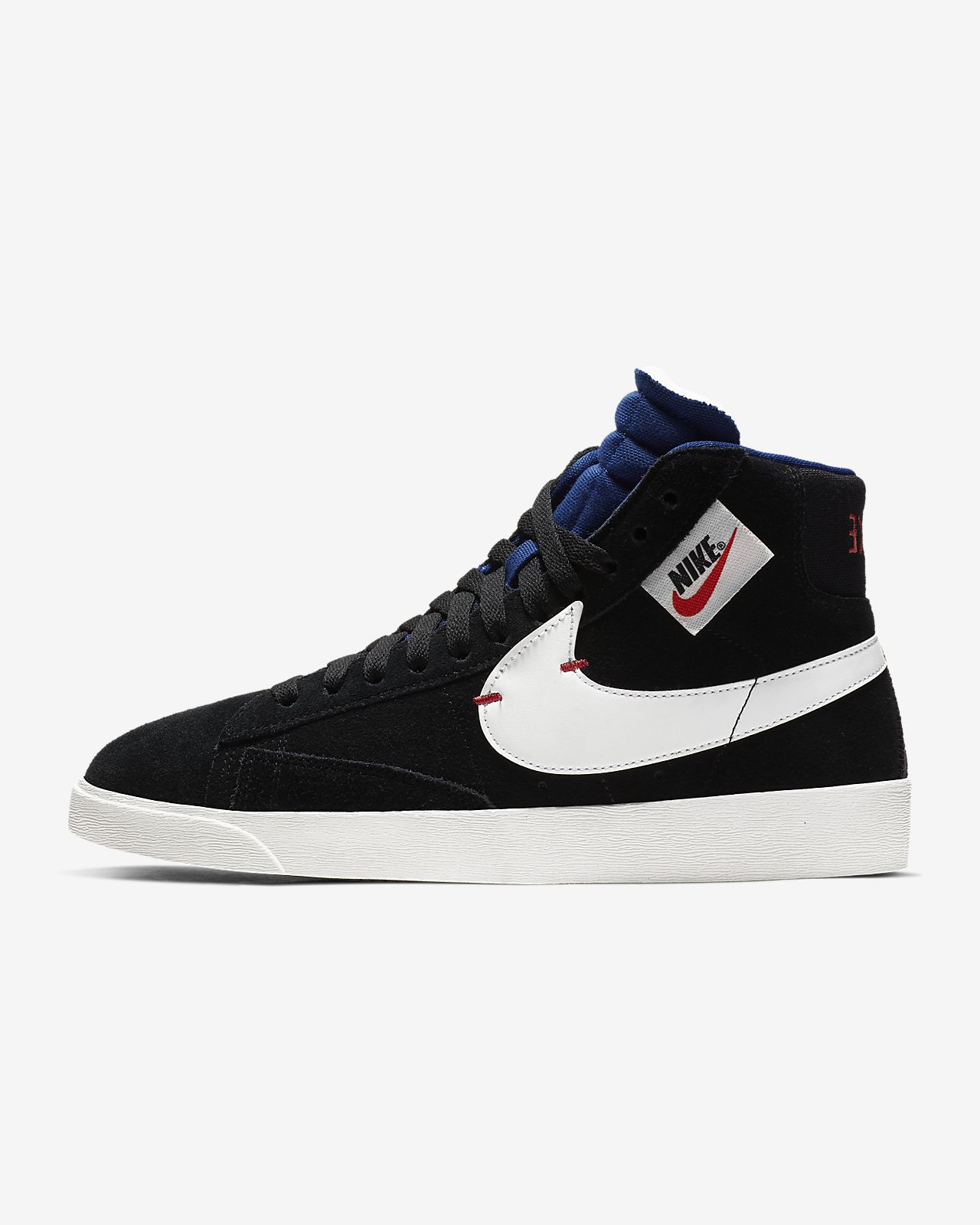 Nike Blazer Mid Rebel女子运动鞋