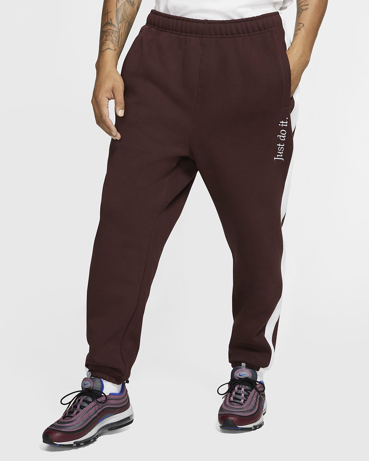 pantaloni just do it nike