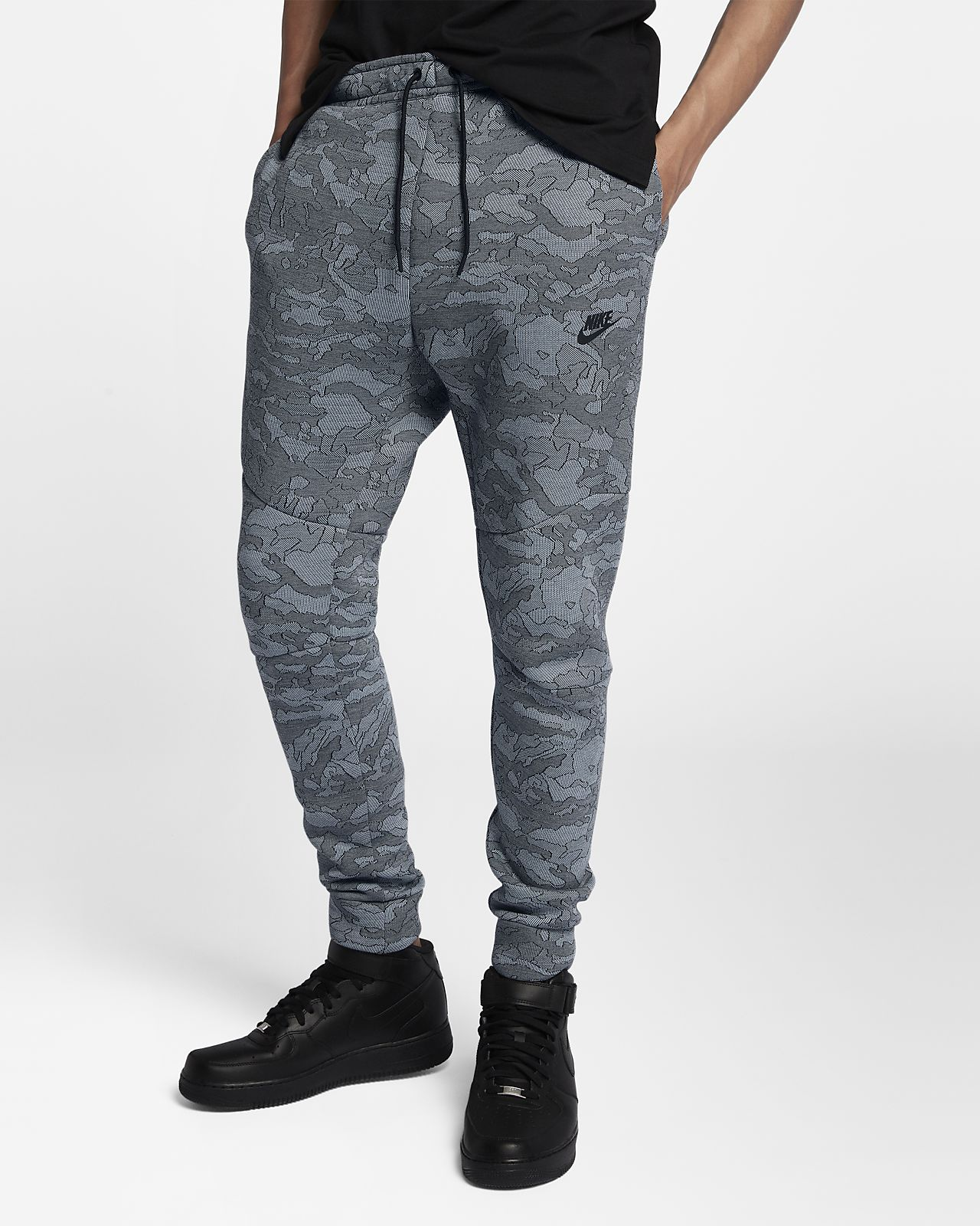 Pantalones para hombre Nike Sportswear Tech Fleece. Nike.com MX aa4adfb6b0568