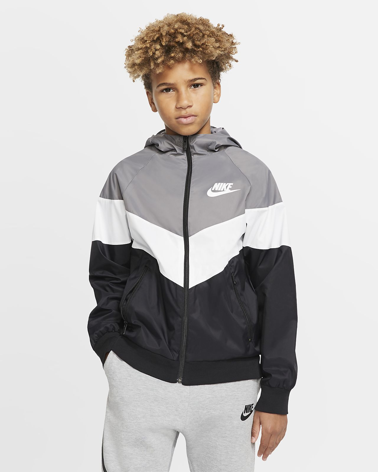 Giacca Nike Sportswear Windrunner - Ragazzi