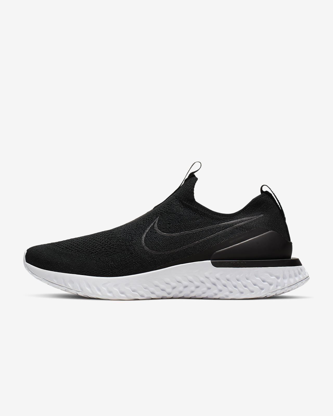 new product 392a3 8d270 Nike Epic Phantom React Flyknit Men's Running Shoe