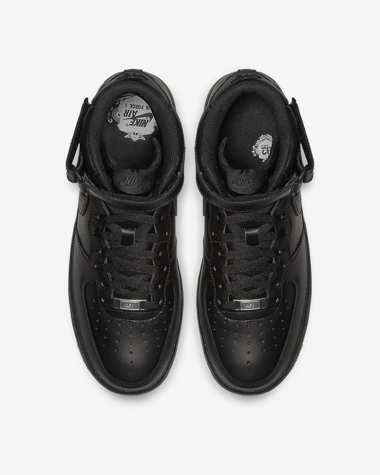 Nike Force 1 Mid '07 WhiteWhite