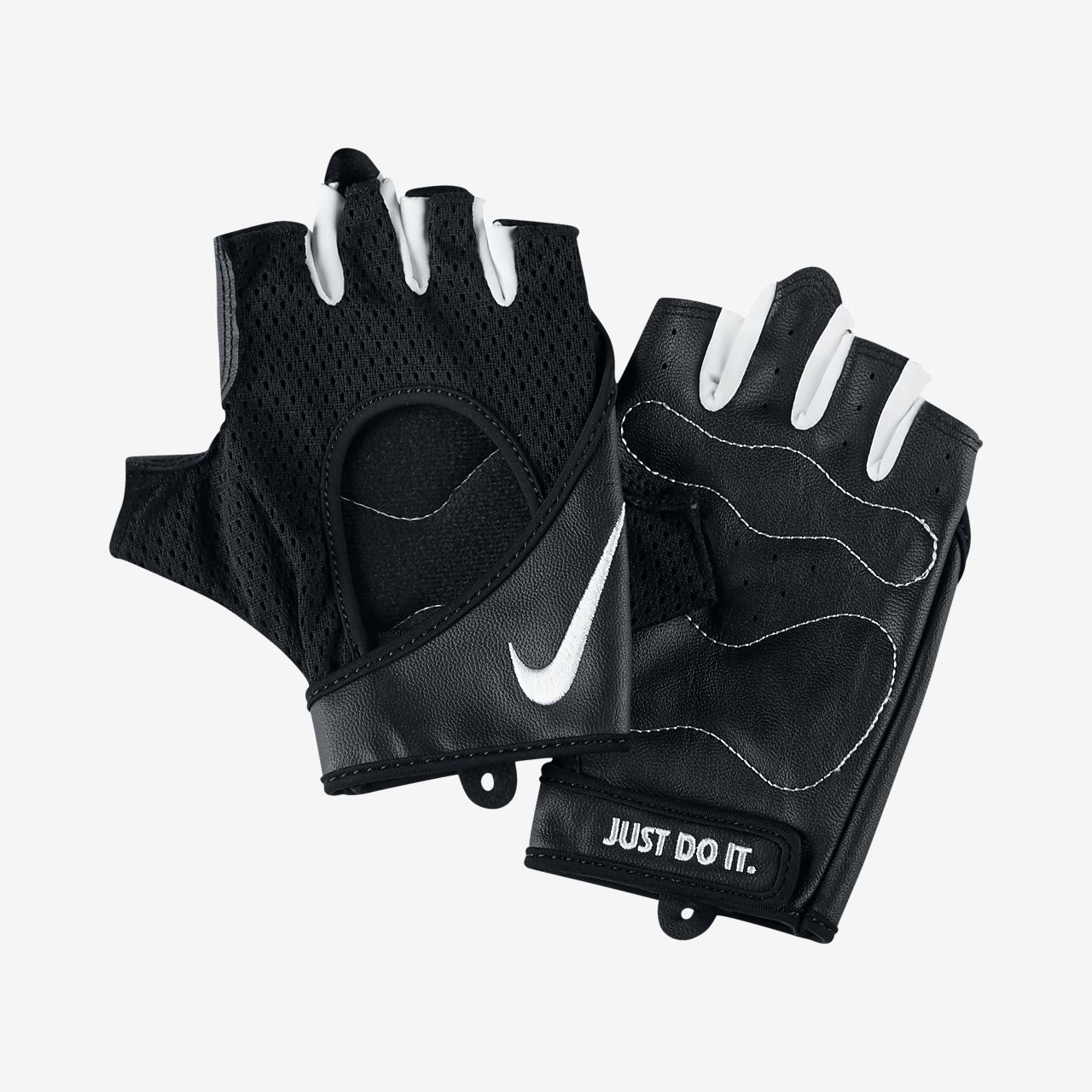 Nike Perforated Wrap Guants de training - Dona