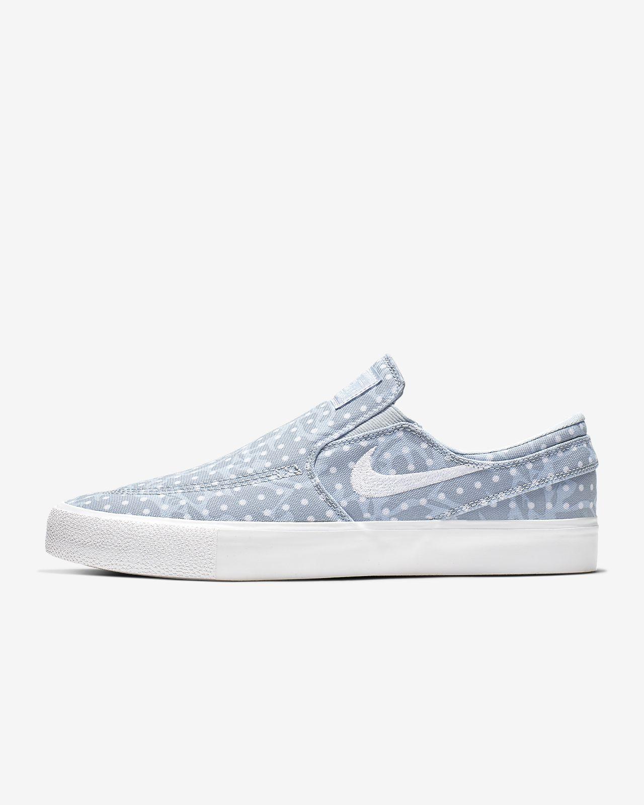 Nike Zoom Janoski Slip RM CNVS男/女滑板鞋