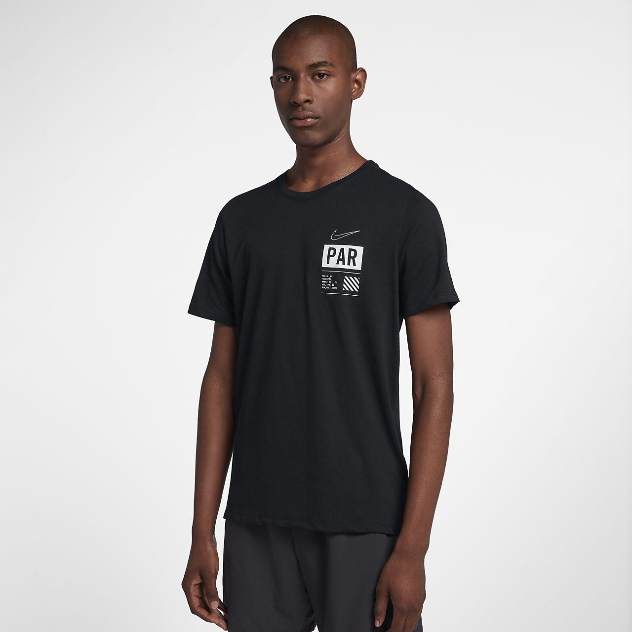 dc227eda98aba6 Nike Dri-FIT (Paris) Men s Running T-Shirt. Nike.com AU