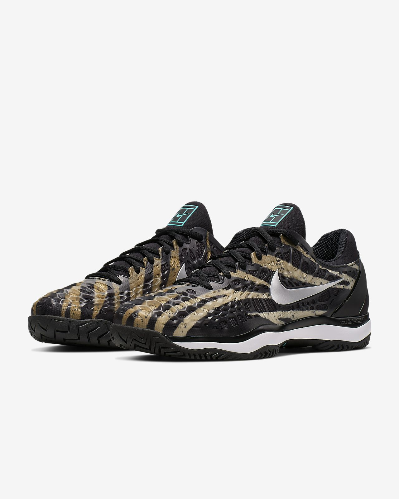 Nike Zoom Cage 3 Mens Tennis Shoe, 918193 044