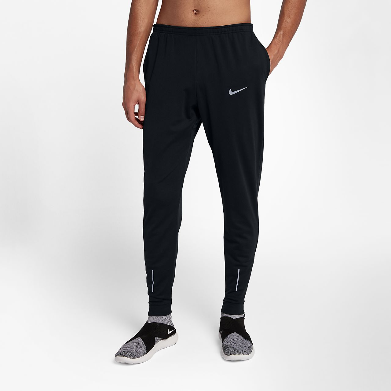 nike therma essential mens 29quot running pants nikecom