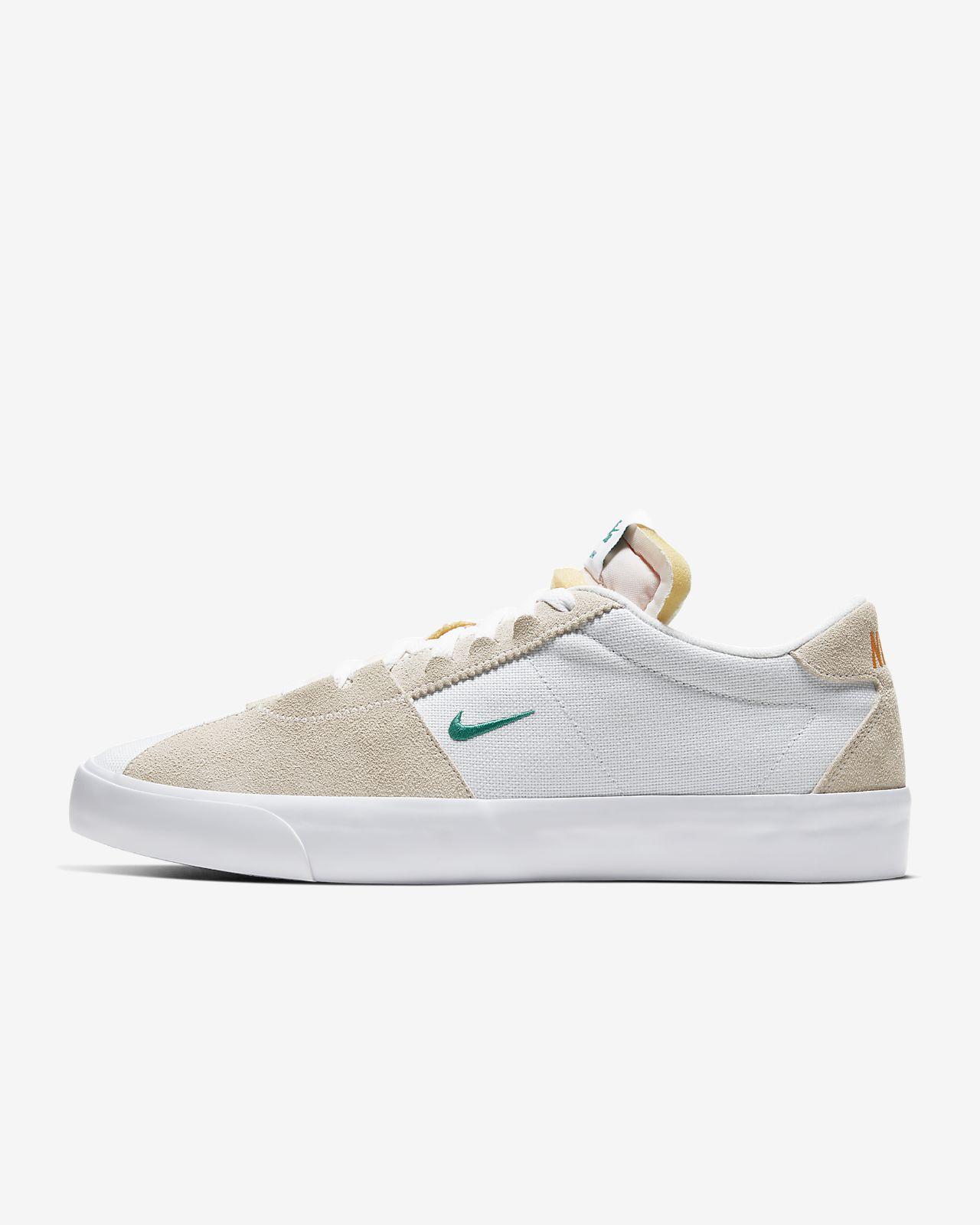 Nike SB Dunk Low Pro PRM   Hvit   Skatesko   CJ6884 100