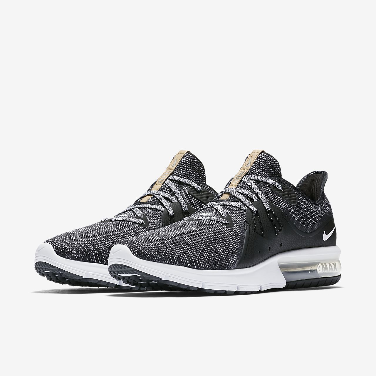 ... Nike Air Max Sequent 3 Men's Running Shoe