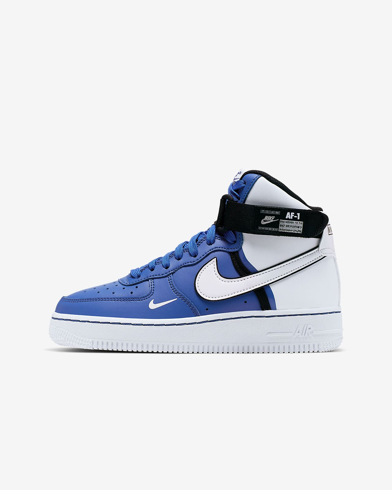 Nike Air Force 1 High LV8 2 Big Kids' Shoe