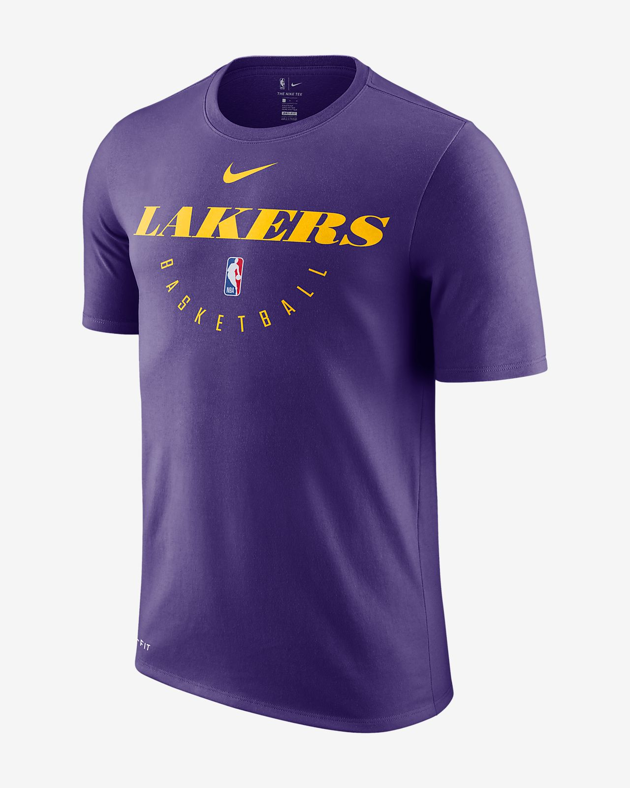 Pánské tričko NBA Los Angeles Lakers Nike Dri-FIT. Nike.com CZ 301c8b08dd