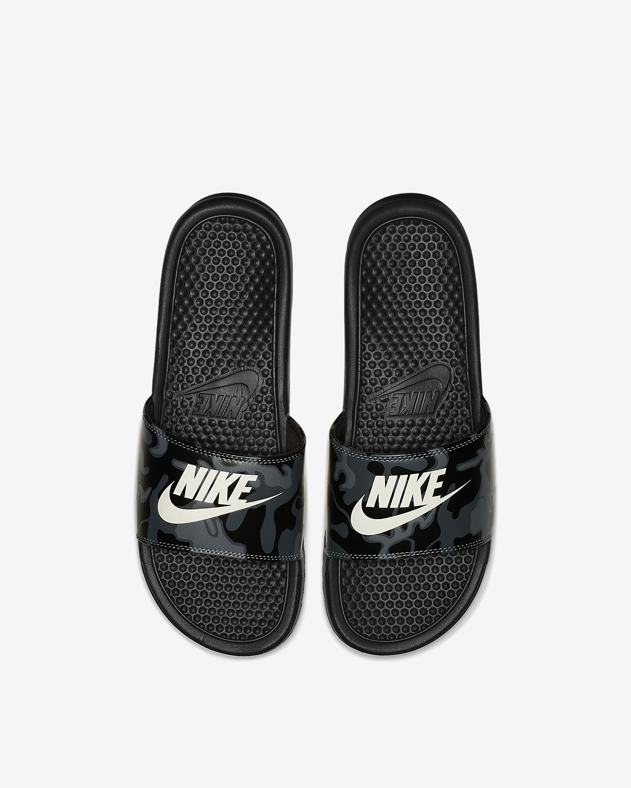 check out b145a 4ae6a ... Claquette Nike Benassi JDI Printed pour Homme
