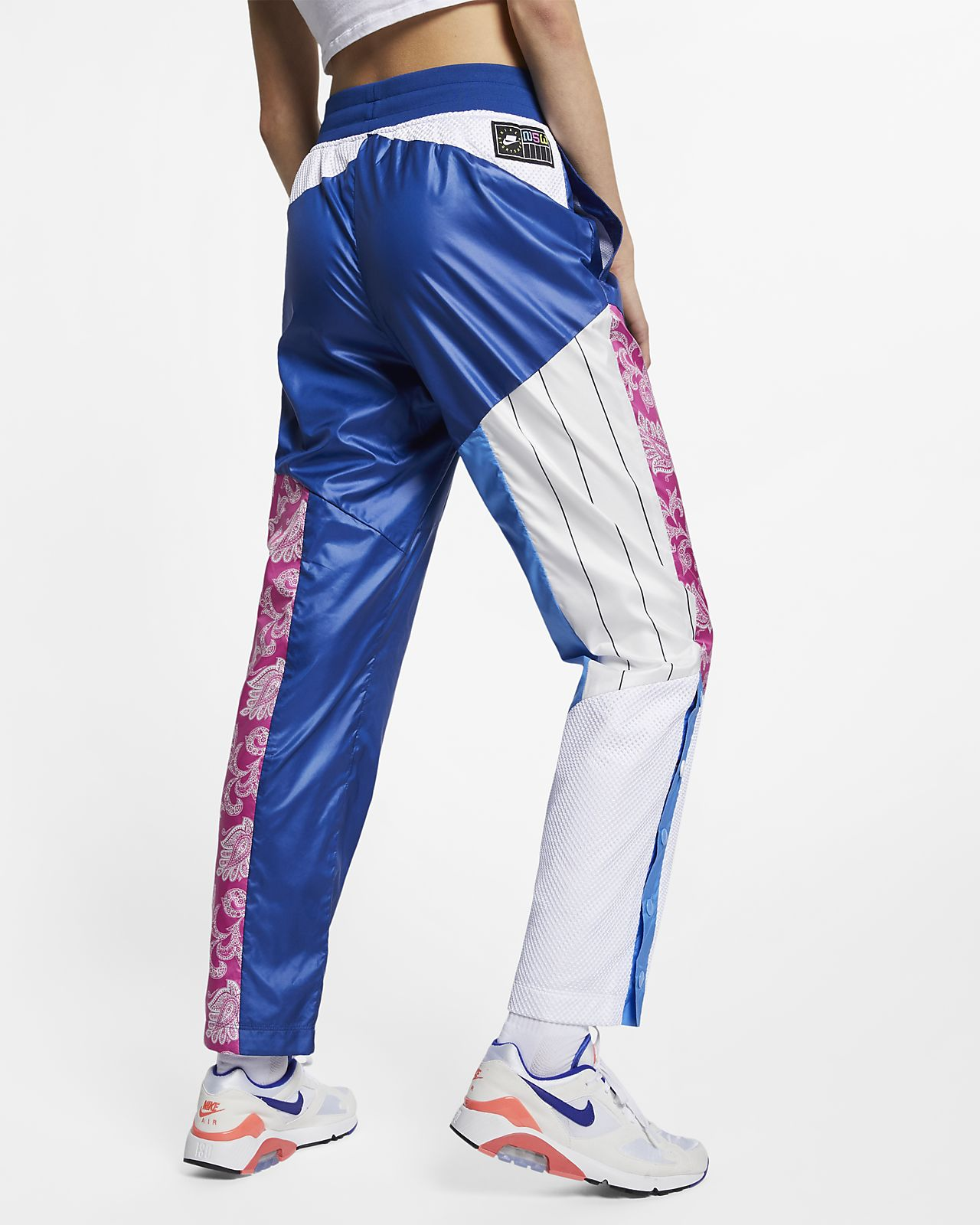 7ff9062c9b Damskie spodnie dresowe z tkaniny Nike Sportswear NSW. Nike.com PL
