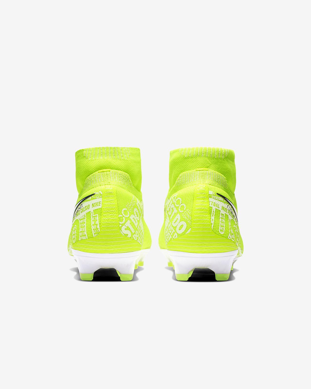 7c4fffea050 Nike Phantom Vision Elite Dynamic Fit FG Firm-Ground Soccer Cleat