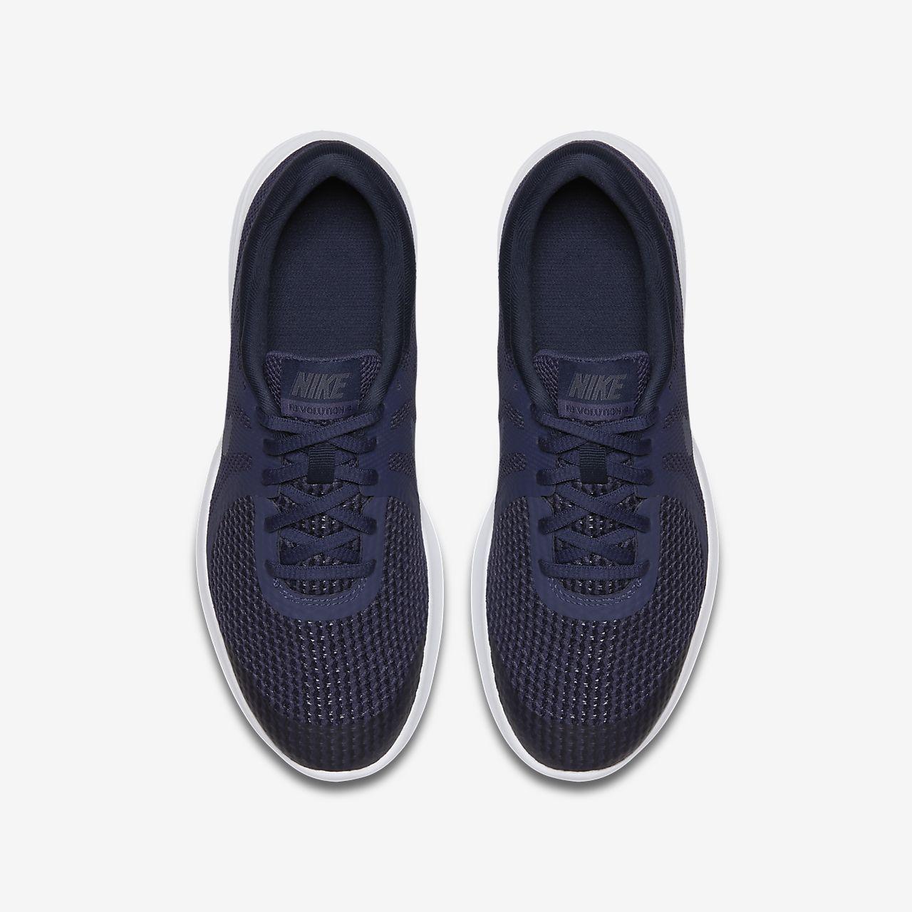33e6f1bd Беговые кроссовки для школьников Nike Revolution 4. Nike.com RU