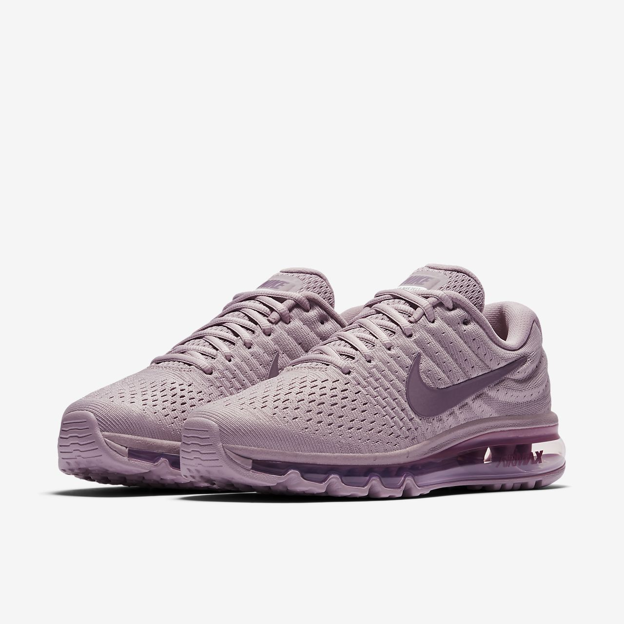 Chaussures Air Sneakers Sports Max Nike Violet Femme Running 2018 7wAx6U4