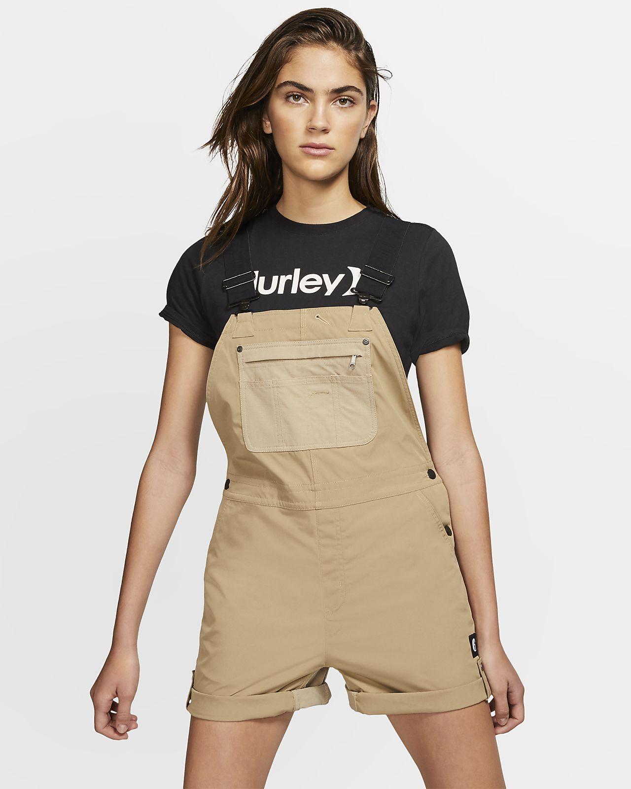 Hurley x Carhartt Kadın Tulumu