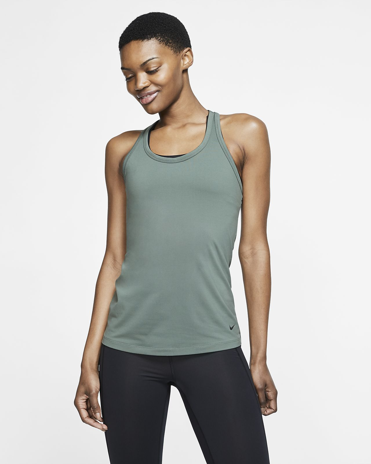 Débardeur de training de yoga Nike Get Fit pour Femme