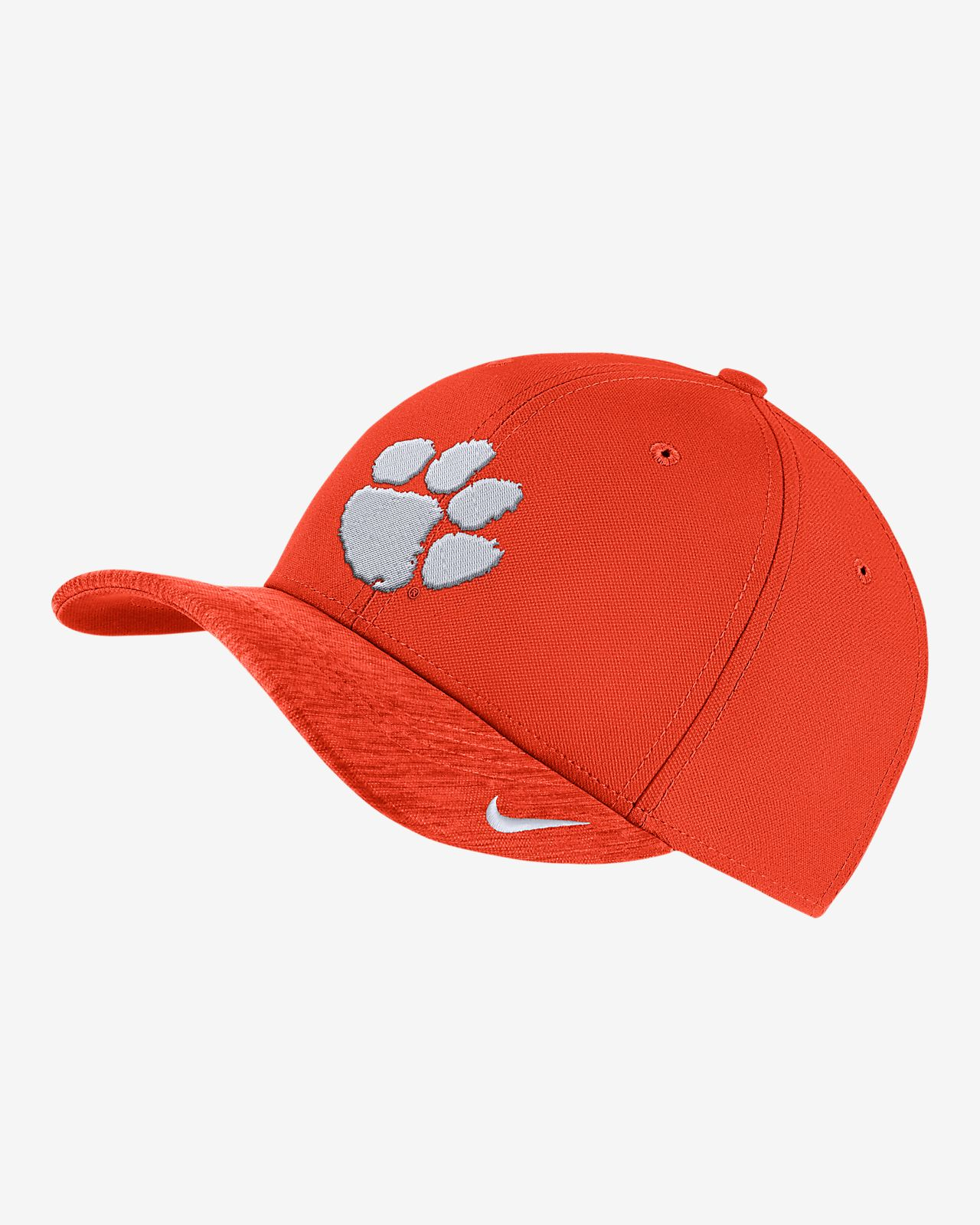 c970e3caa4d81 ... clearance nike college aerobill classic99 clemson fitted hat 12e4b 97a81