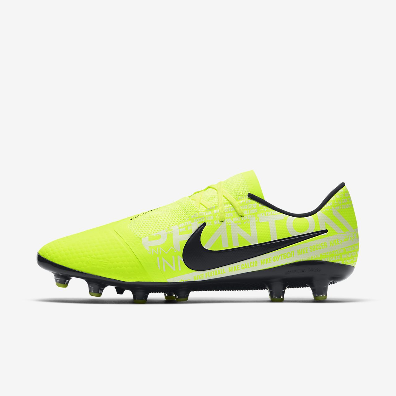 Calzado de fútbol para pasto artificial Nike Phantom Venom Pro AG-Pro
