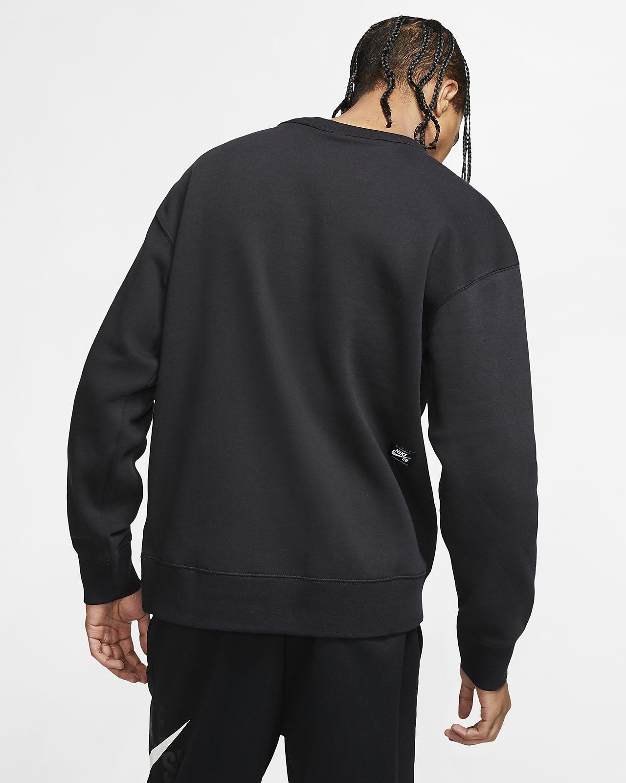 simple Nike SB Icon Sweat à capuche à demi zip pour homme