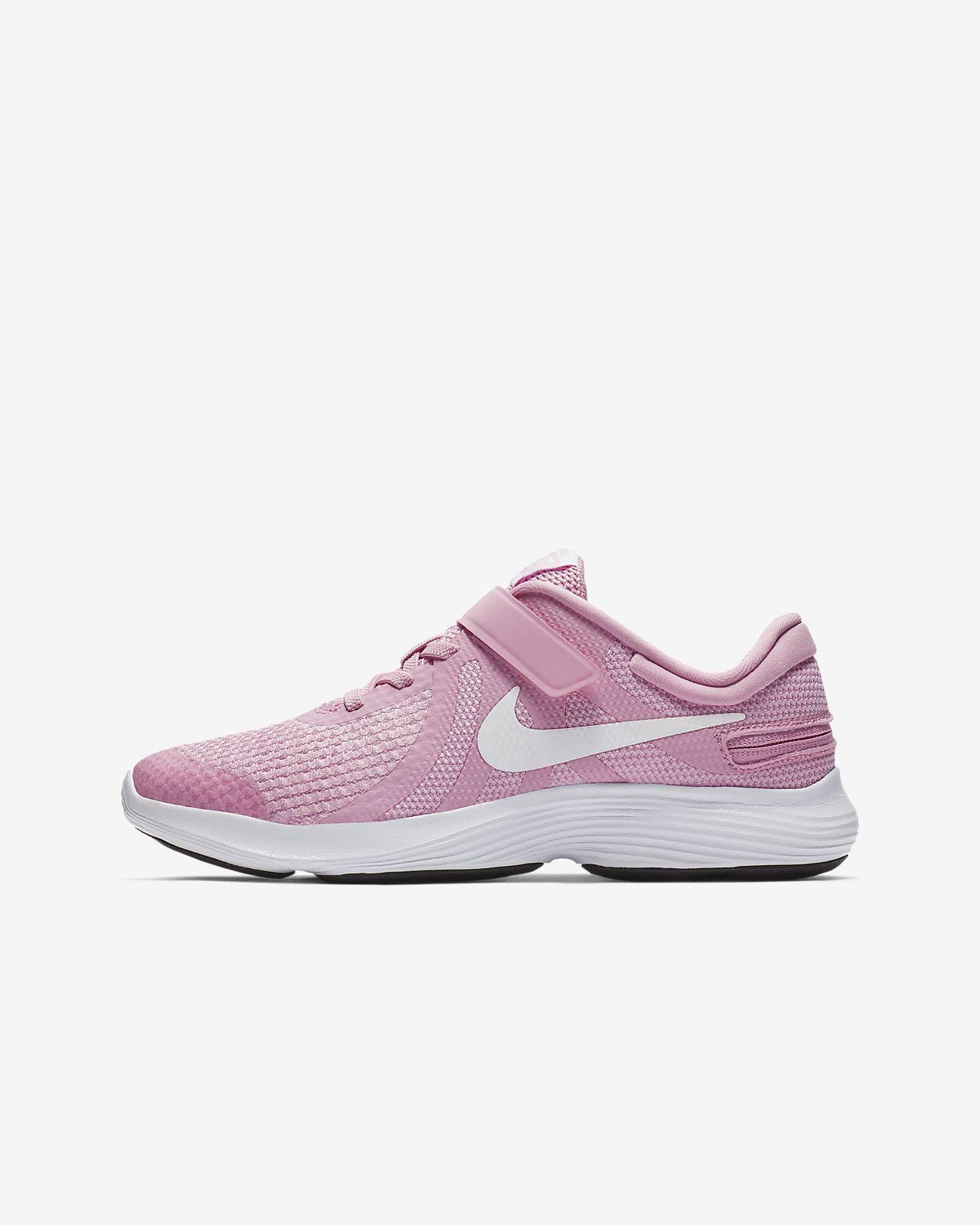 55c6407c Беговые кроссовки для школьников Nike Revolution 4 FlyEase. Nike.com RU
