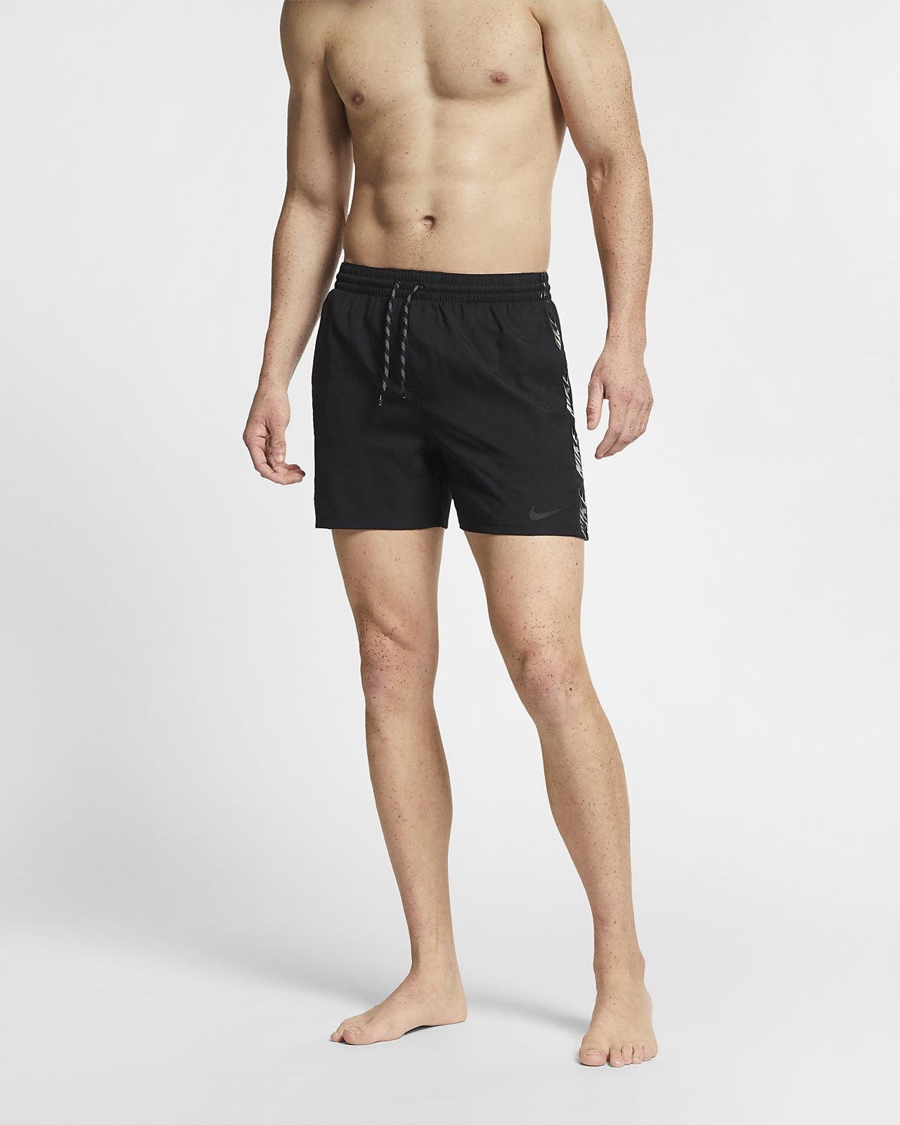 Nike Swim Logo Splice Racer Men's 13cm (approx.) Swimming Trunks
