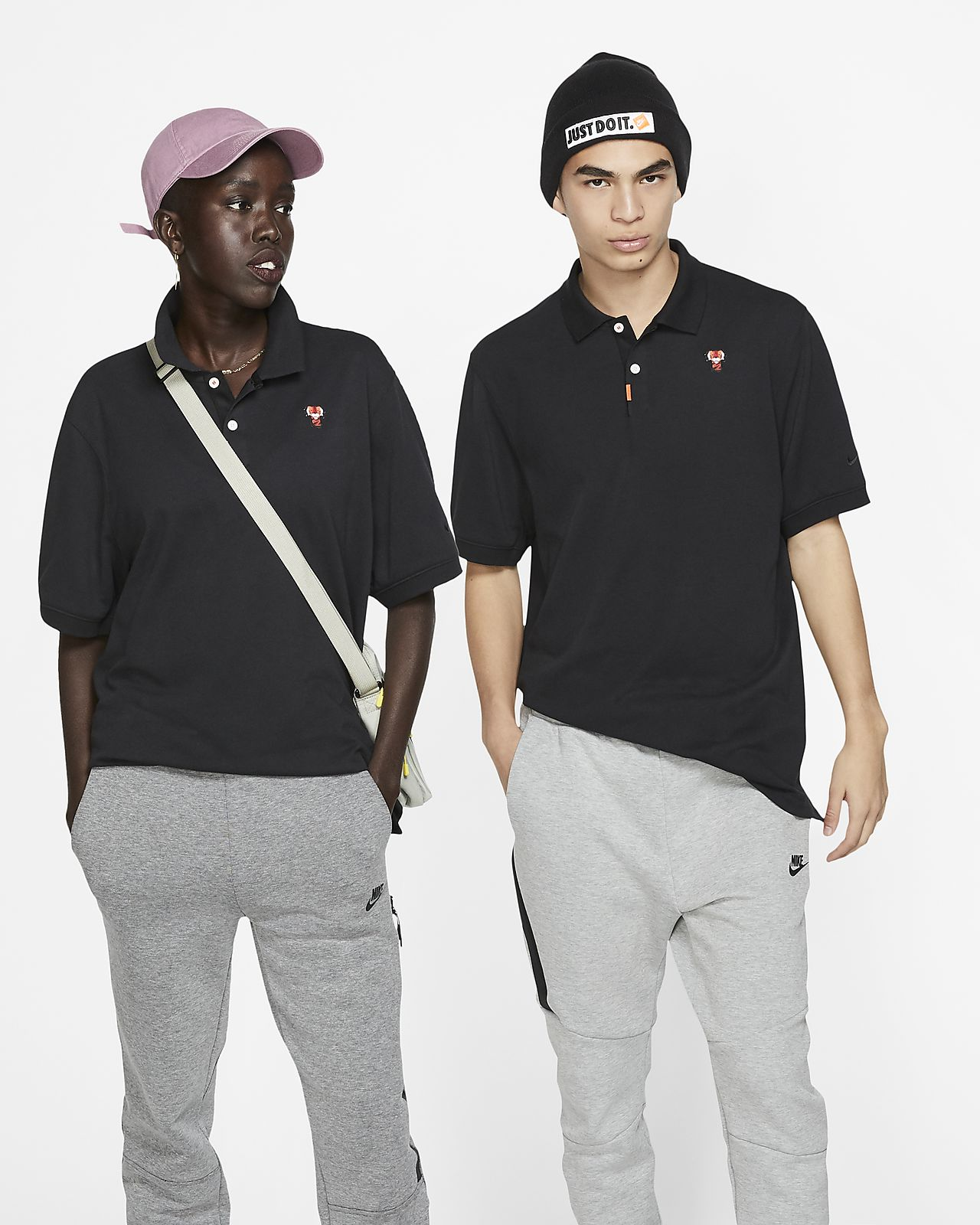 The Nike Polo 'Frank' Slim Fit Polo