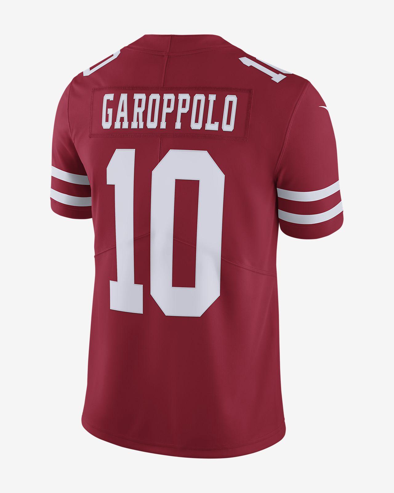 1ef457937 ... NFL San Francisco 49ers Limited (Jimmy Garoppolo) Men s Football Jersey