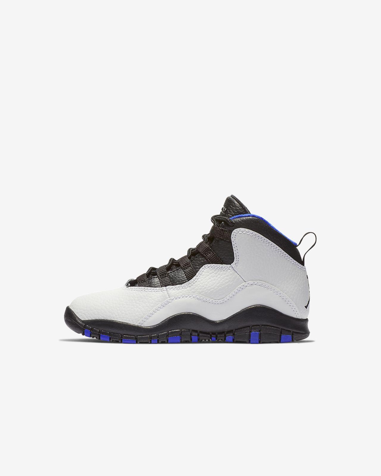 the latest fa83d 3baef ... wholesale air jordan retro 10 10.5c 3y little kids shoe d9c41 ce22a