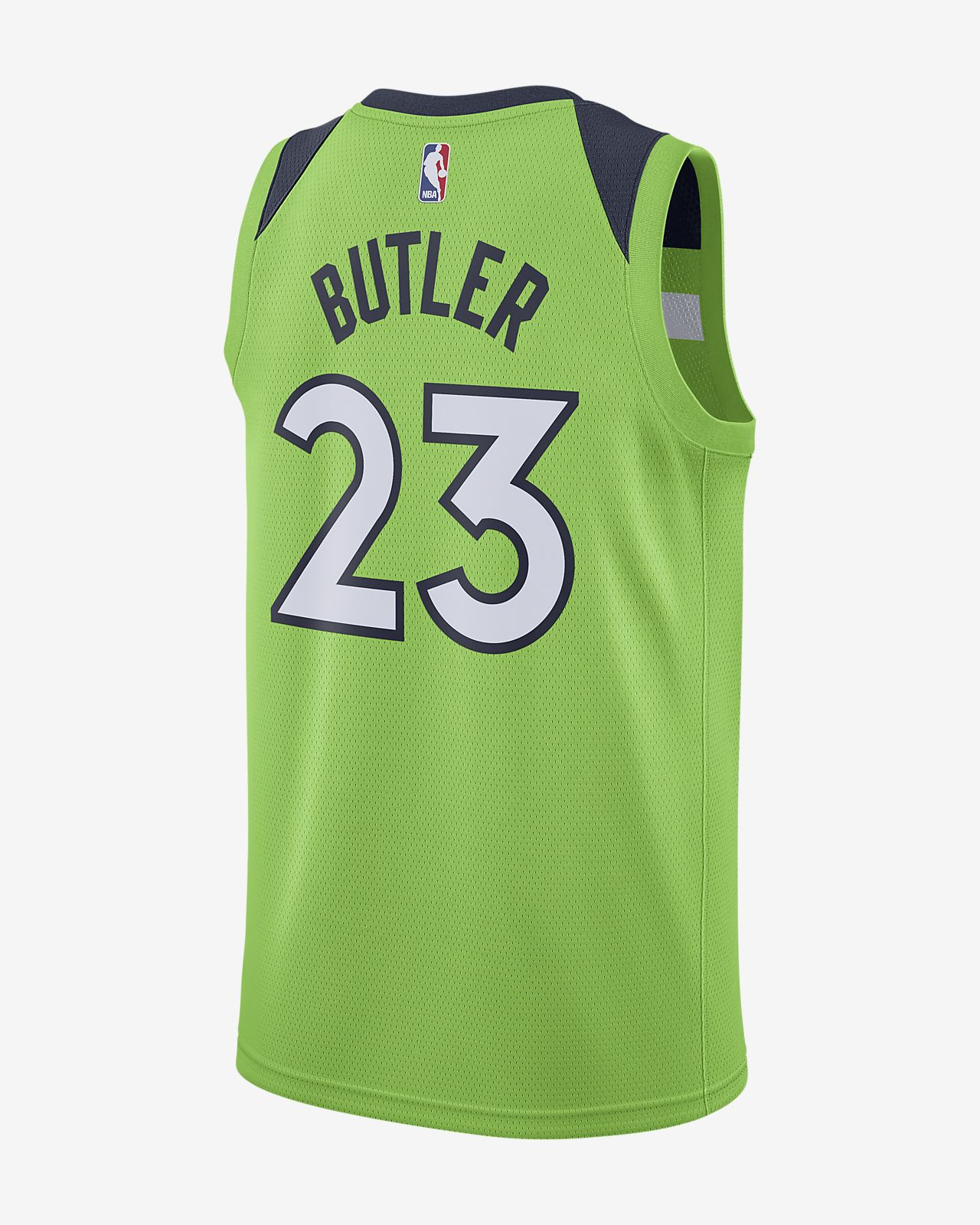 outlet store 3dcdc b7ddf Jimmy Butler Statement Edition Swingman (Minnesota Timberwolves) Men's Nike  NBA Connected Jersey
