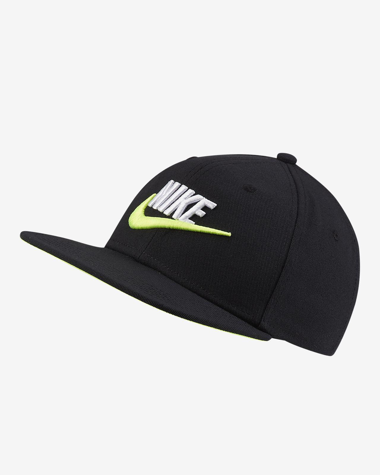 Nike Pro-justerbar kasket til børn