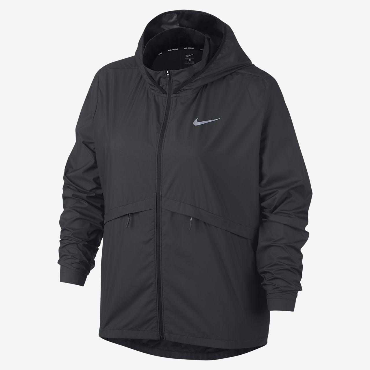 Nike Grande Taille - Veste de running sans manches Essential pour Femme NK5gN844Gp